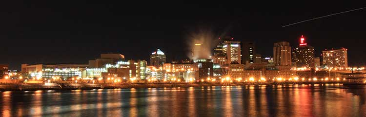 Skyline Saint Paul Minnesota Home Of Impact Printing